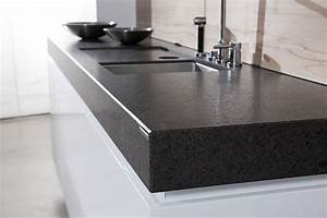 Arbeitsplatte Granit Anthrazit : leather look von strasser ~ Sanjose-hotels-ca.com Haus und Dekorationen