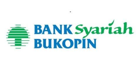 lowongan kerja bank syariah bukopin   jurusan