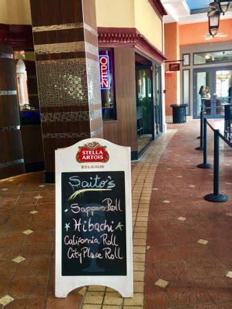 saito s japanese steakhouse west palm 700 s