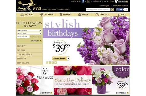 Check spelling or type a new query. FTD.ca Review   Flowers today, Todays birthday, Ftd