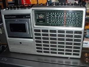 Panasonic Shortwave Transistor Radios