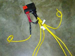 How To Make A Headlight Wiring Relay Kit
