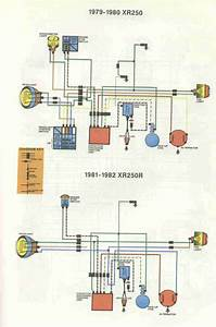 1981 Honda Goldwing Radio Wiring Diagram
