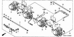 Carburetor For 1997 Honda Cbr1100xx Cbr1100xx  Super