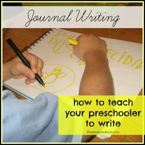 preschool amp kindergarten writing lessons a new 10 part 562 | how to teach preschoolers to write the measured mom 590x590