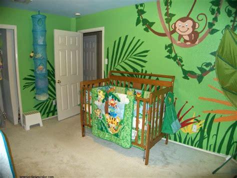 chambre bebe savane idée déco chambre bébé jungle actual boys room