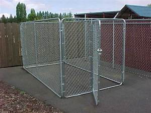 4 ft high heavy weight dog kennel panels heavy weight With chain link dog kennel panels