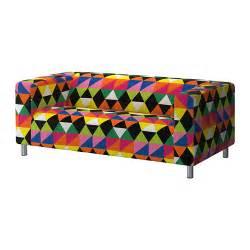 ikea 2er sofa klippan loveseat randviken multicolor ikea