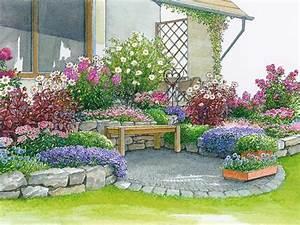 Wie Gestalte Ich Meinen Garten Richtig : ber ideen zu g rten auf pinterest terrasse im freien und schwimmb der ~ Markanthonyermac.com Haus und Dekorationen