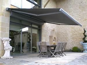 Store Pour Terrasse : le store de terrasse sur mesure ~ Premium-room.com Idées de Décoration