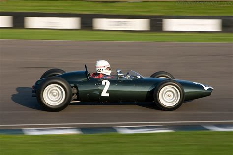 between me and brm p578 chassis 5781 driver brian redman 2008