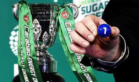 Carabao Cup quarter-final draw: Everton face Man Utd as ...