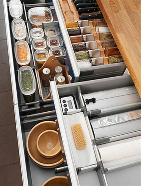 Schubladen Organisation Küche by K 252 Che Schubladeneinteilung Organisieren Sie Ihre