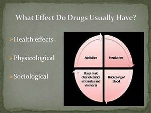 Bad Effect Of Drug Using