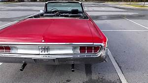 1965 Chrysler 300 Convertible Walk Around And Quick Drive