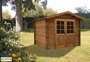Autoclave Classe 3 : abri de jardin bois trait autoclave loann 2 98x2 98m ~ Premium-room.com Idées de Décoration