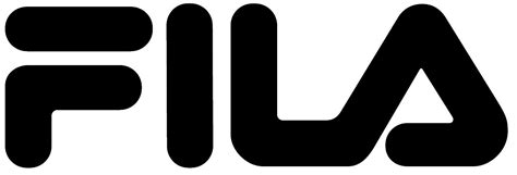 Fila's Logo Uses An Interesting Font And Is Recognizable