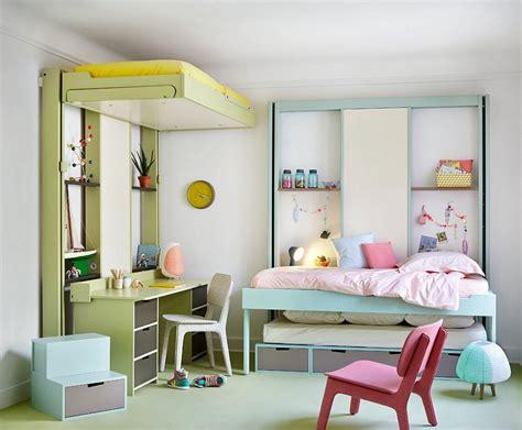 chambres pour enfants chambre pour deux enfants comment bien l 39 aménager