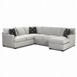 sectional sofa group with chaise lounge by klaussner With sectional sofa groups