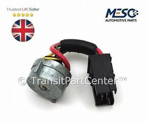 Starter Ignition Switch Wiring Ford Transit Mk3 Mk4 Mk5