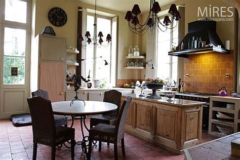 cuisine baroque cuisine moderne et tomette c0014 mires