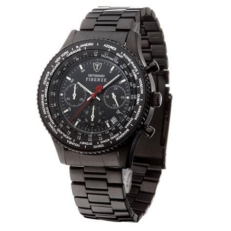 www shop bild de uhren detomaso firenze chronograph ipb steel black kaufen bestellen im bild shop