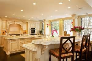 large kitchen islands with seating and storage 27 luxury kitchens that cost more than 100 000