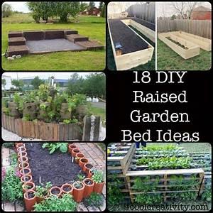 18 Diy Raised Garden Bed Ideas