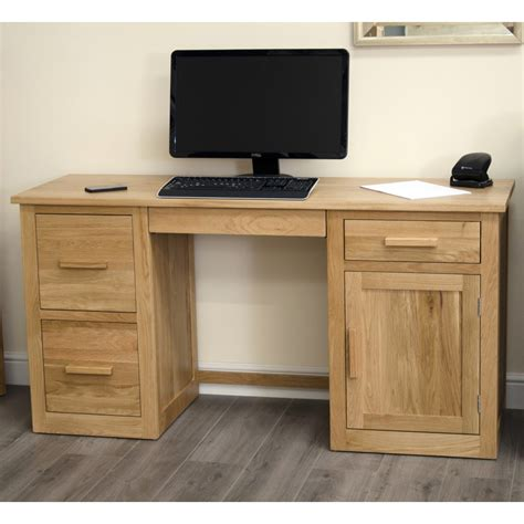 large home office desk computer desk large home office workstation arden solid