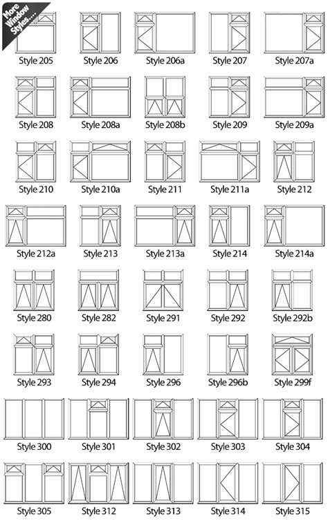 SPECIFICATION – WINDOWS CHARTS - Value Mobile Homes