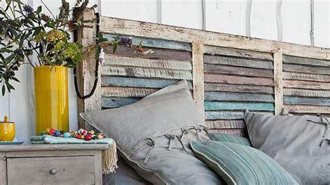 tete de lit originale deco pas cher cote maison