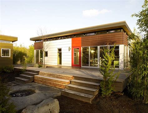 Dwelling Shed By Modern Shed