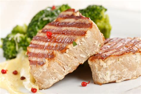 tuna steak recipes object moved