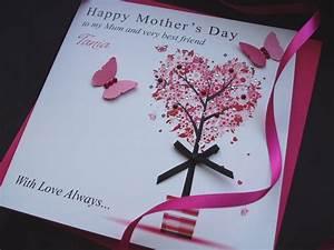 Personalised Mother's Day Card - Pinkandposh.co.ukPink & Posh
