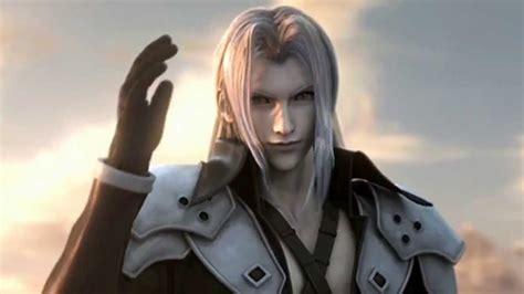 Final Fantasy Crisis Core Wallpaper Final Fantasy Vii Crisis Core Sephiroth Vs Genesis And Angeal Youtube