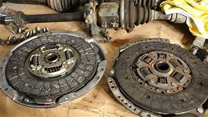 Toyota Camry Vvt-i 2 4 Clutch Parts Old Vs New