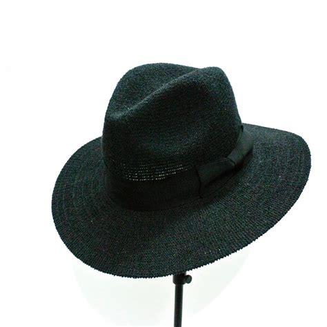handmade esay to portable wide brim fedora hat cheap hats