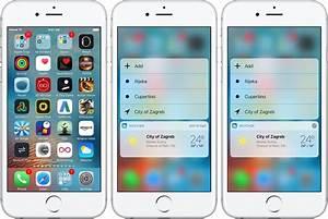 iOS 10: Thay đổi trên màn hình khóa