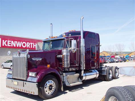 kenworth automatic kenworth trucks
