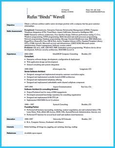 Resume Object Oriented Programming by Computer Programmer Resume Has Some Paragraphs That Focuses On The Project Management Object