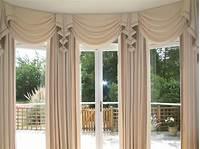 valances for bay windows Large Bay Window Treatments | Window Treatments Design Ideas