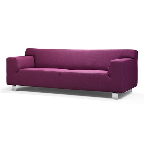 Purple Contemporary Sofa by Purple Contemporary Wool Sofas Armchairs From