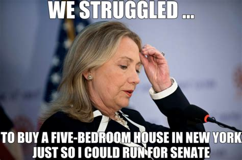 Clinton Memes - official she has lost her mind claims genius status was close at hand tigerdroppings com