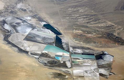cranks  lithium production  ev batteries
