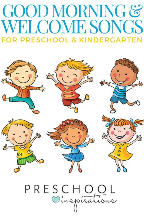 the best morning songs and welcome songs preschool 968 | 6d673b3f30f28833bc091d0c05104cc7