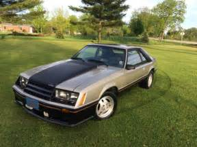 Ford Mustang Hatchback 1979 Silver and Black For Sale. 97F03W480568 1979 Mustang Pace Car 2.3 ...