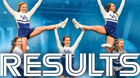 UCA & UDA College: Cheer - Division IA Coed Results 2017