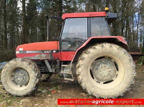 siege tracteur agricole occasion ih 5130 tracteur agricole d 39 occasion avec chargeur