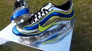 Nike Mercurial XV SE FG Chrome R9 Unboxing #13/15 618205 ...  Nike
