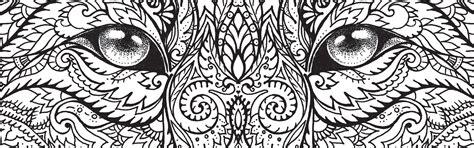 macmillan jungle book colouring book  wolf pattern